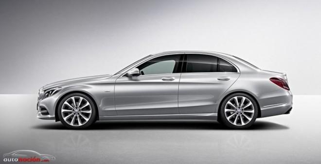 Mercedes-Benz Clase C Edition 1: Más equipamiento y diseño durante los primeros 12 meses