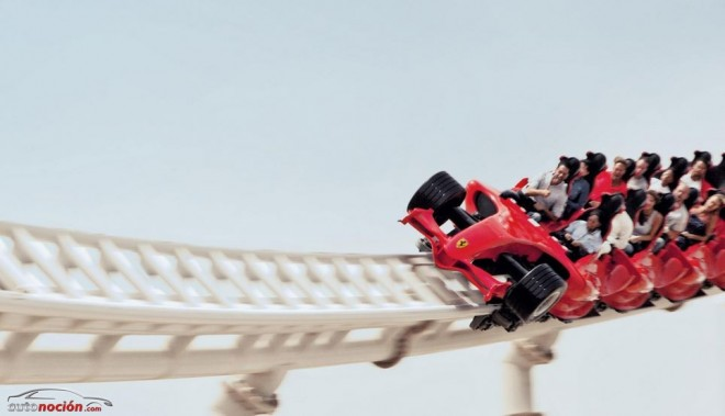 El segundo parque temático de Ferrari se llamará Ferrari Land y abrirá junto a Port Aventura en 2016