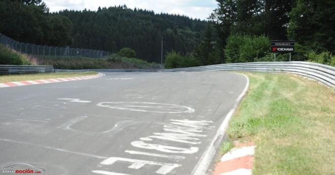 Expulsado de Nürburgring por una maniobra «agresiva»: ¿Es para tanto?