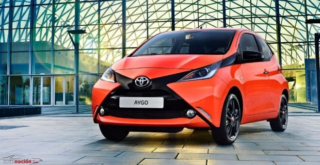 Nuevo Toyota Aygo al descubierto: El agresivo urbanita