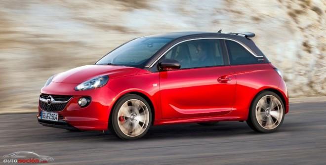 Opel ADAM S: Un 1.4 turbo de 150 CV para el cohete urbanita