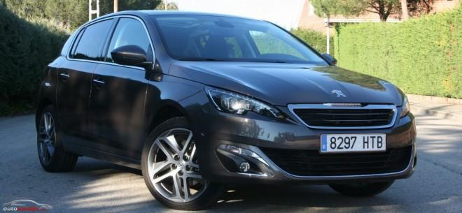 Prueba Peugeot 308 1.6 THP 155 cv: Un francés muy alemán