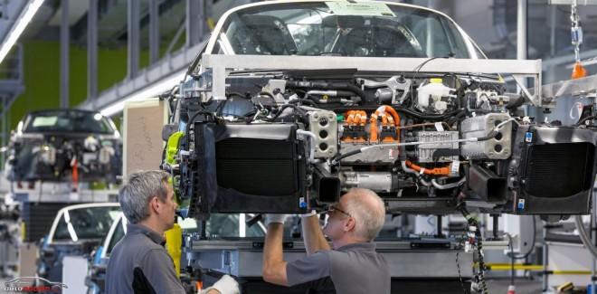 Porsche dice sí a los motores de 4 cilindros: ¿Pensarán en desarrollar el V4 del 919 o se quedarán en el L4?
