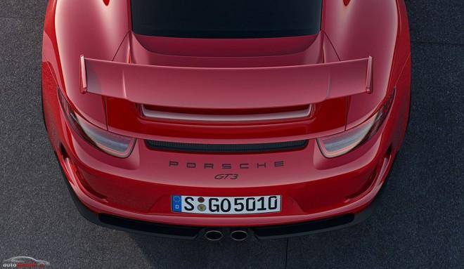 Porsche cree haber encontrado solución para el problema que hace que el 911 GT3 termine en llamas