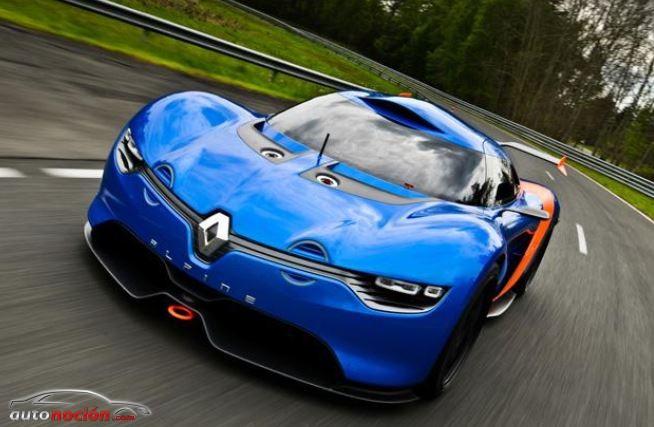Renault confirma la llegada del Alpine para 2016: Algunos rumores dicen que lo veremos el mes que viene en Le Mans