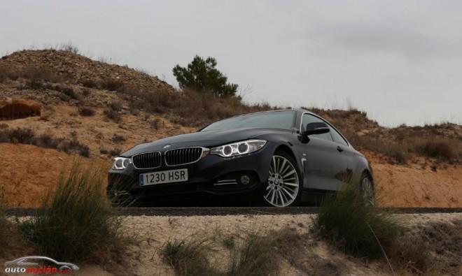 Prueba BMW 428i Luxury: El equilibrio entre la deportividad, la elegancia y el confort