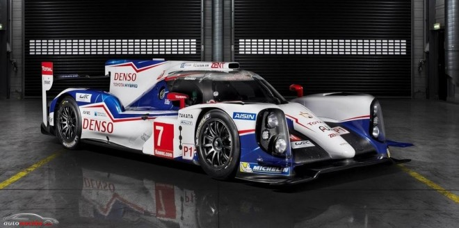 Toyota TS040 HYBRID: ¿Preparados para ganar en Le Mans?