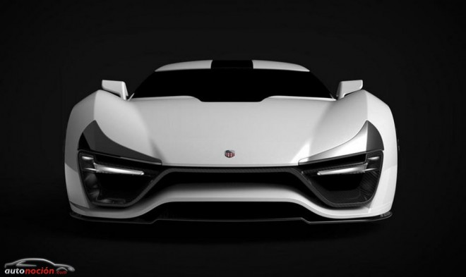 Trion Nemesis: Bugatti Veyron y Koenigsegg One:1 en su punto de mira