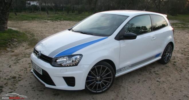 Prueba Volkswagen Polo R WRC 2.0 TSI 220 cv: En tres derecha a ras!