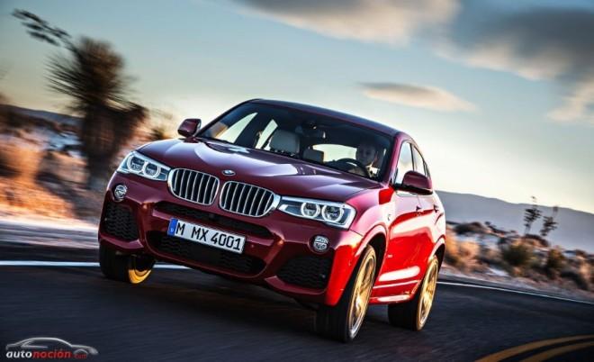 BMW X4: El Sports Activity Coupé ahora en tamaño mediano