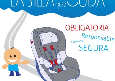 Campaña de sillitas de bebé de la DGT