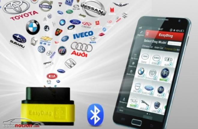 Convierte tu Smartphone en una completa máquina de diagnosis para tu coche