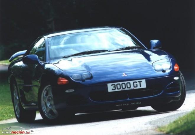 Un coupé 2+2 híbrido entre los posibles sustitutos del icónico EVO: ¿El regreso del 3000GT?