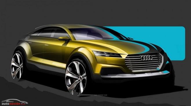 Un nuevo Concept de Audi nos indica que el Audi Q4 podría estar cerca