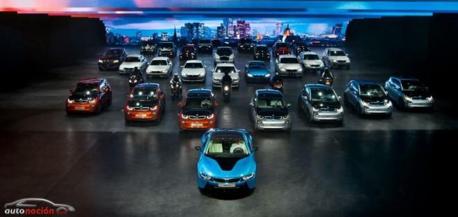 La primavera perfecta para el grupo BMW: Batiendo récords de ventas