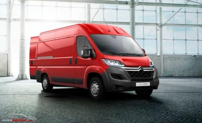 Nueva Citroën Jumper: Un gran abanico de posibilidades para los profesionales