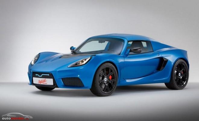 Detroit Electric SP:01: El eléctrico basado en el Lotus Exige empezará a producirse a finales de año
