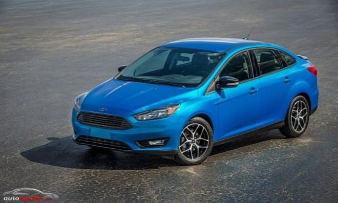 Ford nos muestra el renovado Focus Sedan y anuncia el modelo como el más vendido del mundo en 2013