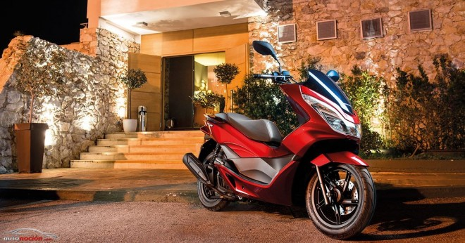 Ya disponible la nueva Honda PCX 125