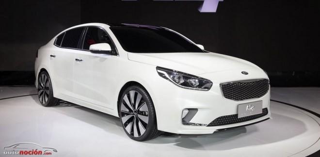 Kia K4: La nueva berlina coreana en el mercado chino