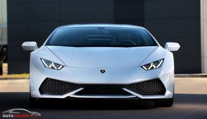 El Lamborghini Huracán acumula 1.500 pedidos: ¿Superará al Gallardo?