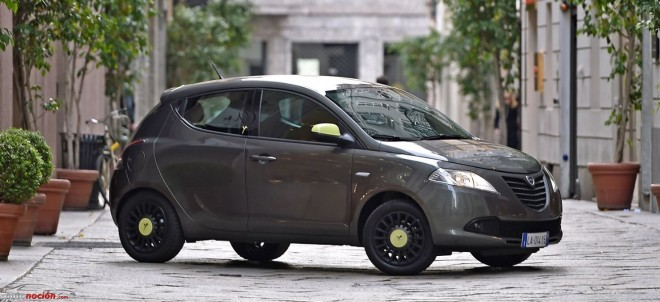 Lancia nos presenta el Lancia Ypsilon Elefantino ´14