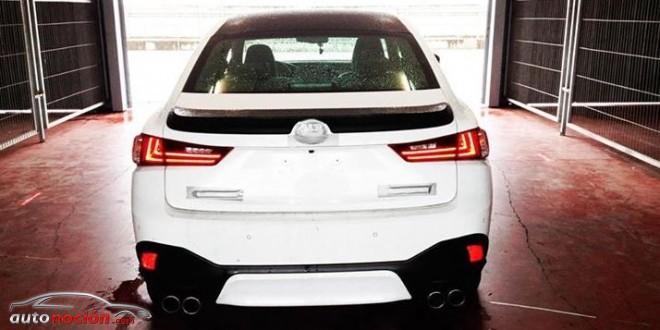 Habrá Lexus IS-F y os lo demostramos con la primera imagen… ¿o no?