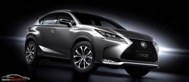 Oficial, el Lexus NX revelado por completo: Detalles de motorizaciones y galería