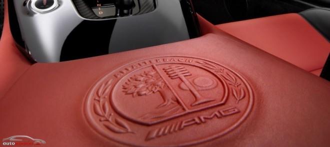 Mercedes AMG GT: El nuevo deportivo puro nos muestra su interior