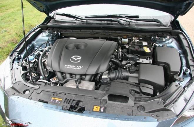 Mazda 3 Sportsedan >> Opinion y prueba Mazda3 SportSedan 2.0 120 cv Precio (Parte 3)