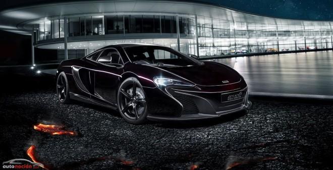McLaren MSO 650S Coupe Concept: La personalización en estado puro