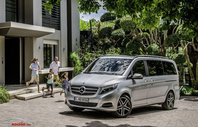 La nueva Clase V de Mercedes-Benz ya tiene precios