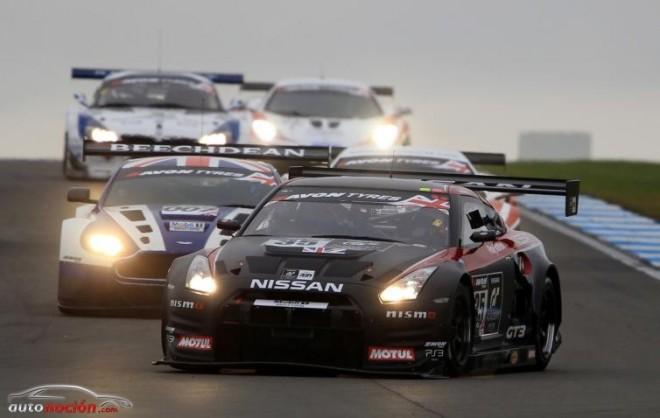 Un fin de semana ajetreado para Nissan