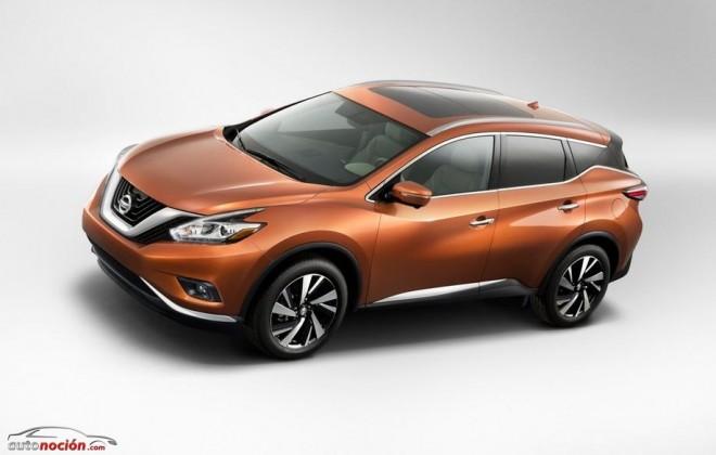 Así es el nuevo Nissan Murano