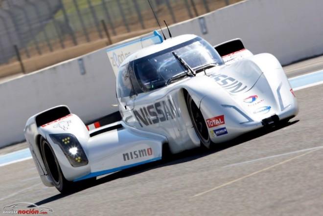 El Nissan ZEOD RC ya tiene pilotos para las 24 Horas de Le Mans