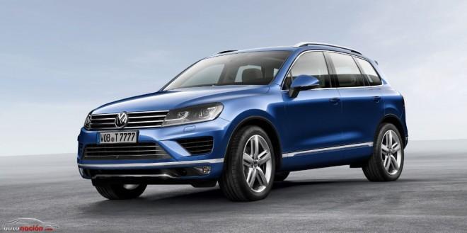 Así es el renovado Volkswagen Touareg: La vuelta de tuerca