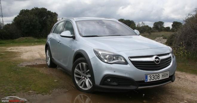 Prueba Opel Insignia Country Tourer 2.0 CDTI 4×4 163 cv: El correcaminos alemán