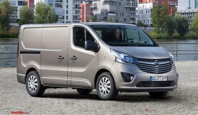 La segunda generación de la Opel Vivaro llegará en verano