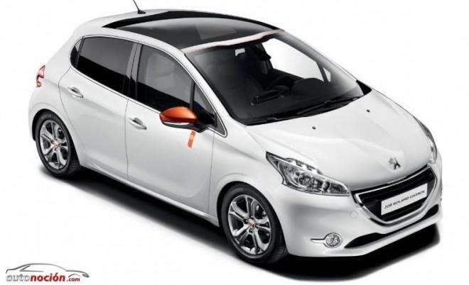 Peugeot lanza la serie especial Roland Garros para el 208