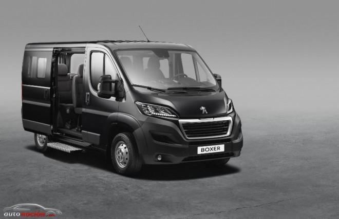 Peugeot Boxer: La nueva apuesta gala para los comerciales