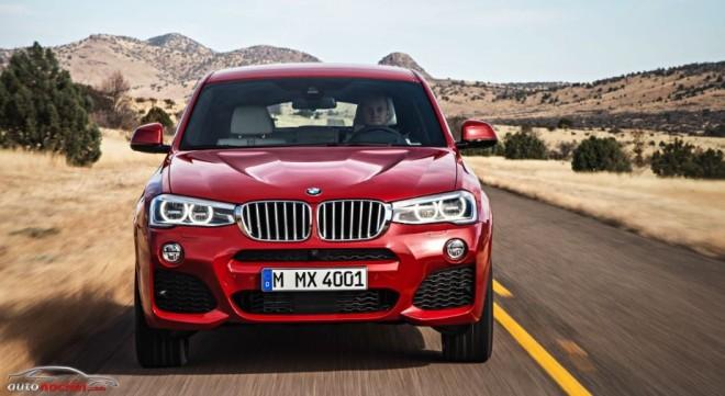 Ya conocemos los precios para el BMW X3 y el BMW X4