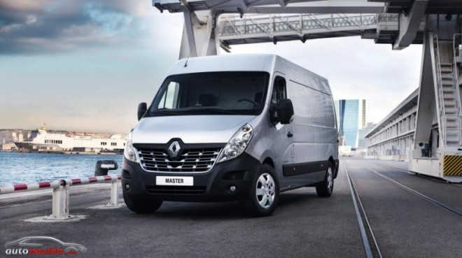 Nueva Renault Master: La gran apuesta de los vehículos para profesionales