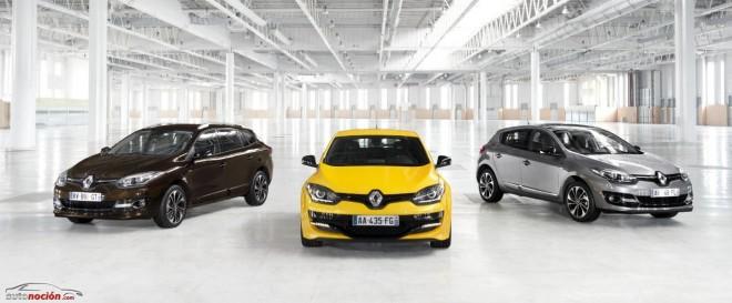 El Renault Megane se coloca como líder absoluto del mercado en España