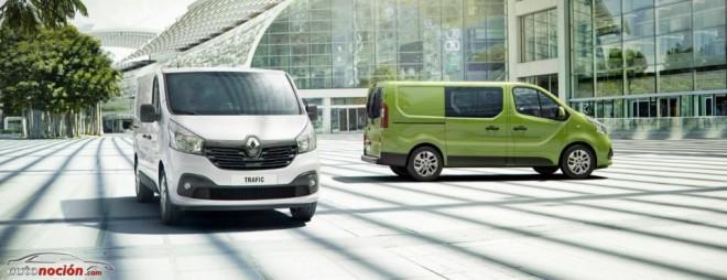 Nueva Renault Trafic: Mucho más que una furgoneta