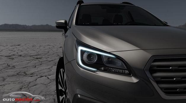 Subaru mejorará la fórmula Outback con una nueva generación que podría llegar en 2015