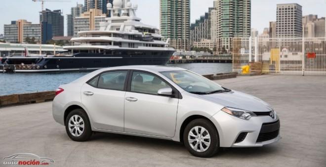 El Toyota Corolla es el modelo más vendido de la historia