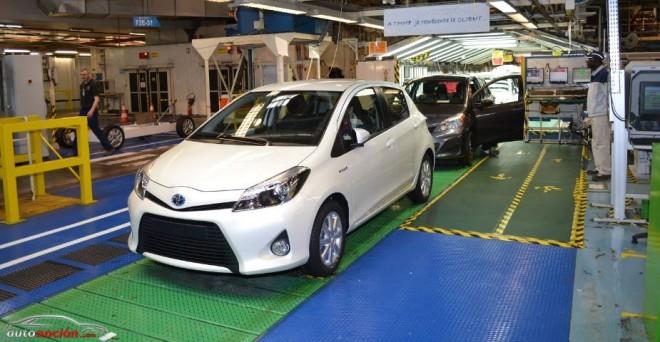 El Toyota Yaris cruza la meta de los 2,5 millones de unidades vendidas