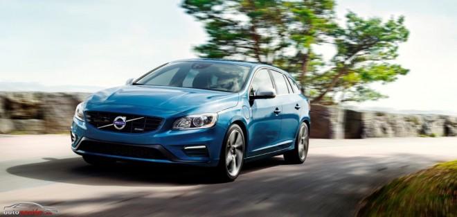 Volvo V60 Plug-in Hybrid R-Design: Eficiencia y dinámica de la mano