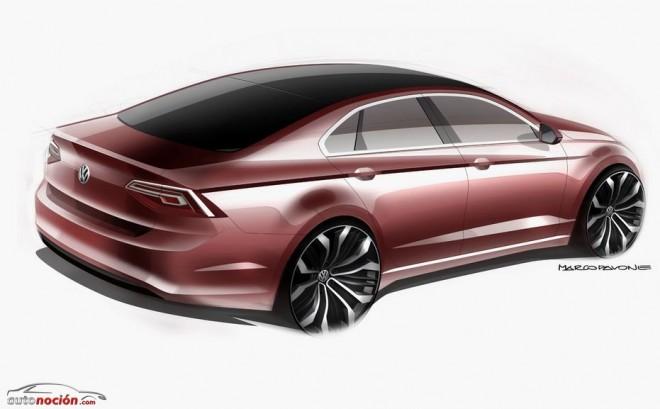 Volkswagen podría estar pensando ampliar la gama Jetta: Un sedán, un wagon, un coupé y un alltrack…
