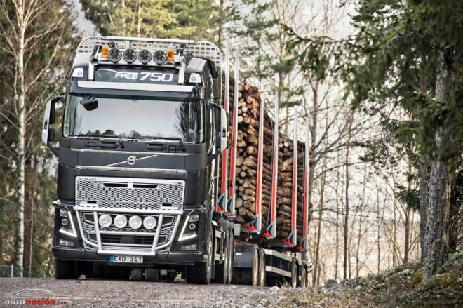 El nuevo Volvo FH16 Euro 6 ya está a la venta y es espectacular